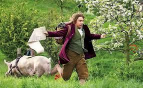 Bilbo Running