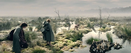Frodo in Dead Marshes