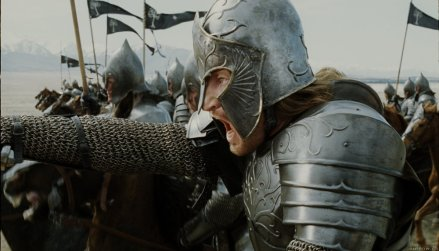Faramir the Warrior