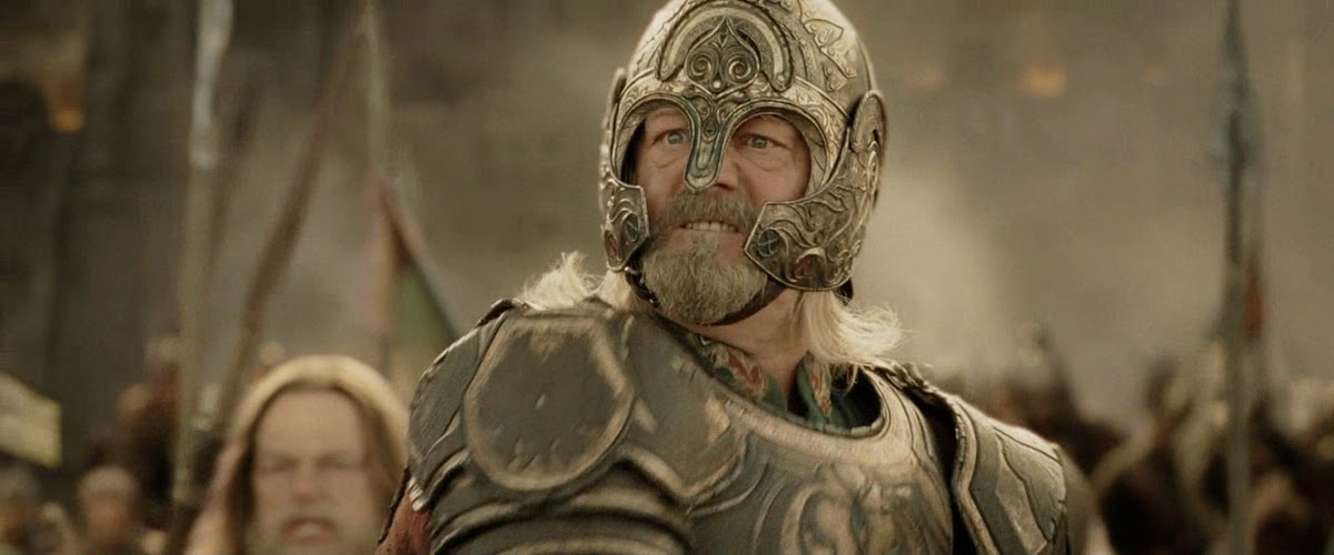 Lord Of The Rings Theoden Speech