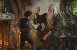 Gandalf Rejects the Ring