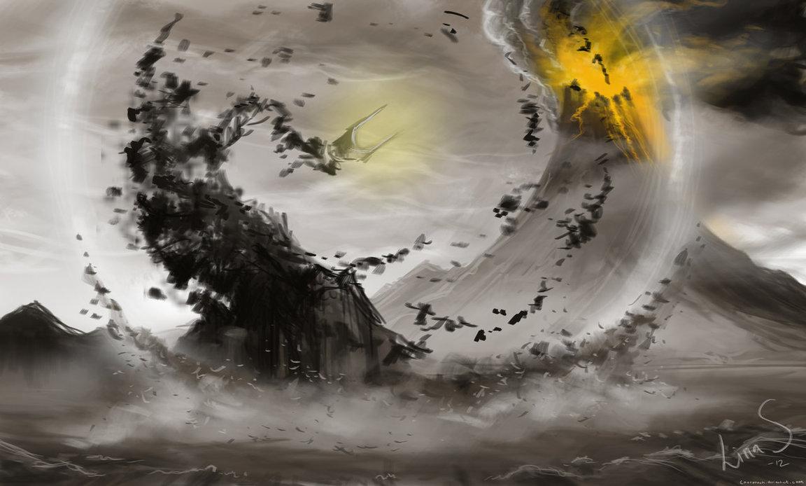 fall_of_sauron_by_caoranach-d5s5kg7